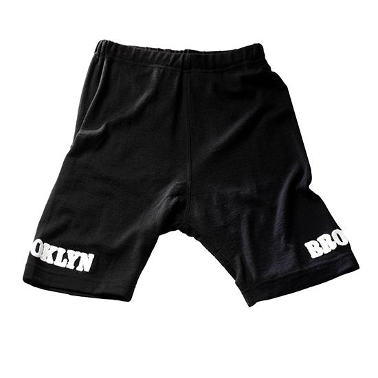 Magliamo Brooklyn fietsbroek zonder bretels merino wol / koersbroek zonder bretels Brooklyn Cycling short
