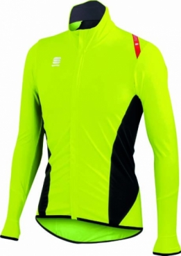 Sportful Fiandre Light Norain Top Fietsjack Fluor Geel