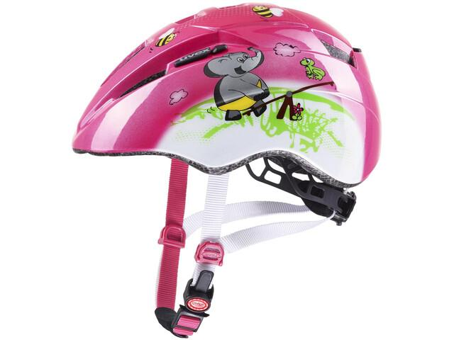 Uvex Fietshelm Urban Roze  Kids - UV Kid 2-Pink Playground