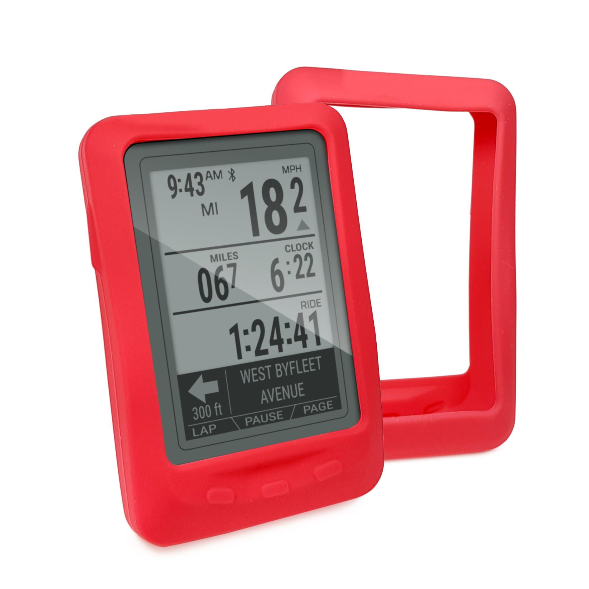 Afbeelding Tuv-Luff Silicone Case ELEMNT Red